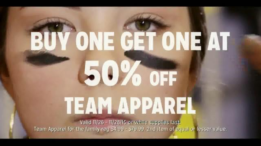 Kmart Buy One Get One Sale TV Commercial, 'Team Apparel' Song by The Flaming Lips