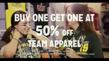 Kmart Buy One Get One Sale TV Spot, 'Team Apparel' Song by The Flaming Lips - Thumbnail 2