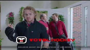 Total Hockey TV Spot, 'The In-Laws' - Thumbnail 4