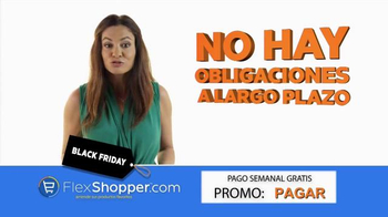 FlexShopper TV Spot, 'Paga mientras lo usa' [Spanish] - 4 commercial airings