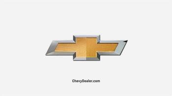 Chevrolet Holiday Deals TV Spot, 'Gift' - Thumbnail 9