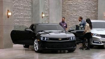 Chevrolet Holiday Deals TV Spot, 'Gift' - Thumbnail 5