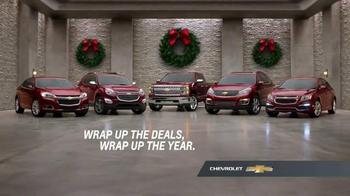 Chevrolet Holiday Deals TV Spot, 'Gift' - Thumbnail 6