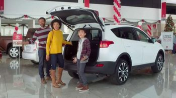 Toyota Toyotathon TV Spot, 'Carolers' - 984 commercial airings
