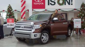 Toyota Toyotathon TV Spot, 'Carolers' - Thumbnail 3