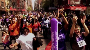 March of Dimes TV Spot, 'Milestones and Miracles: March for Babies 2015' - Thumbnail 7