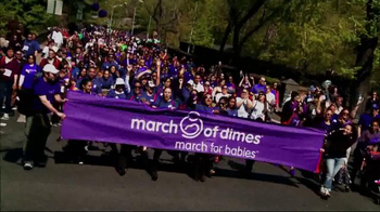 March of Dimes TV Spot, 'Milestones and Miracles: March for Babies 2015' - Thumbnail 8