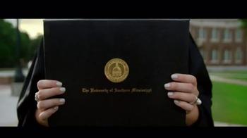 The University of Southern Mississippi TV Spot, 'Future' - Thumbnail 1