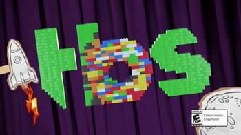 LEGO Dimensions TV Spot, 'TBS' - Thumbnail 2