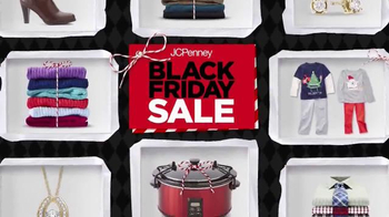 JCPenney Black Friday Sale TV Spot, 'Sweepstakes' - Thumbnail 1