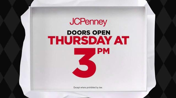 JCPenney Black Friday Sale TV Spot, 'Sweepstakes' - Thumbnail 2