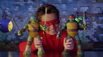 Teenage Mutant Ninja Turtles Head Droppin' Turtles TV Spot, 'Surprise'