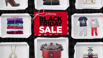 JCPenney Black Friday Sale TV Spot, 'Towels, Dolls and Shirts' - Thumbnail 1