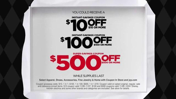 JCPenney Black Friday Sale TV Spot, 'Towels, Dolls and Shirts' - Thumbnail 3