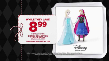 JCPenney Black Friday Sale TV Spot, 'Towels, Dolls and Shirts' - Thumbnail 5