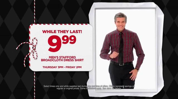 JCPenney Black Friday Sale TV Spot, 'Towels, Dolls and Shirts' - Thumbnail 6