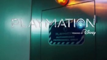 Playmation Marvel Avengers Repulsor Starter Pack TV Spot, 'Disney Channel: Whoa' Featuring MeKai Curtis - Thumbnail 1