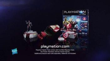 Playmation Marvel Avengers Repulsor Starter Pack TV Spot, 'Disney Channel: Whoa' Featuring MeKai Curtis - Thumbnail 10