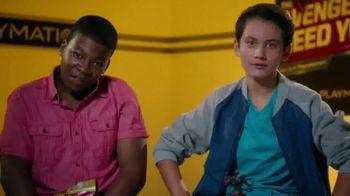 Playmation Marvel Avengers Repulsor Starter Pack TV Spot, 'Disney Channel: Whoa' Featuring MeKai Curtis - Thumbnail 3