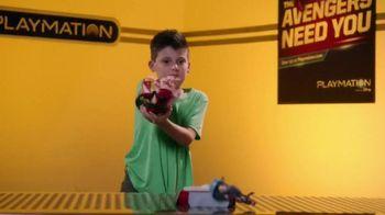 Playmation Marvel Avengers Repulsor Starter Pack TV Spot, 'Disney Channel: Whoa' Featuring MeKai Curtis - Thumbnail 7