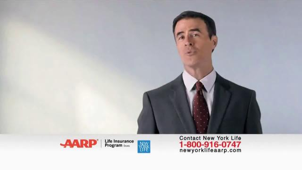 New York Life Aarp Level Benefit Term Life Tv Commercial Simple