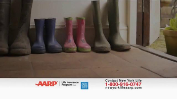 New York Life AARP Level Benefit Term Life TV Spot, 'Simple and Easy' - Thumbnail 3