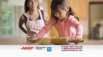 New York Life AARP Level Benefit Term Life TV Spot, 'Simple and Easy' - Thumbnail 5