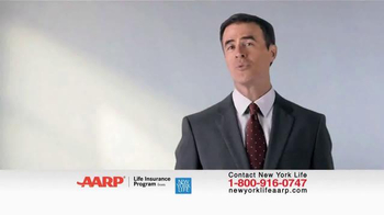 New York Life AARP Level Benefit Term Life TV Spot, 'Simple and Easy'