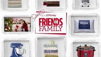 JCPenney Friends & Family Sale TV Spot, 'Home Sale Items' - Thumbnail 2