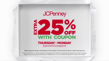 JCPenney Friends & Family Sale TV Spot, 'Home Sale Items' - Thumbnail 4