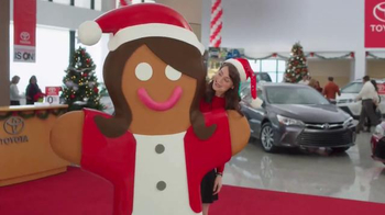 Toyota Toyotathon TV Spot, 'Gingerbread' - 1111 commercial airings