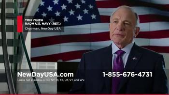 New Day USA VA Home Loan TV Spot, 'Spouses of Veterans' - Thumbnail 1