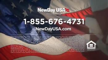 New Day USA VA Home Loan TV Spot, 'Spouses of Veterans' - Thumbnail 4