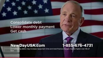 New Day USA VA Home Loan TV Spot, 'Spouses of Veterans' - Thumbnail 3