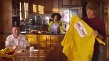 One Hour Heating & Air Conditioning TV Spot, 'The Cape' Featuring Mike Rowe