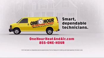 One Hour Heating & Air Conditioning TV Spot, 'The Cape' Featuring Mike Rowe - Thumbnail 10