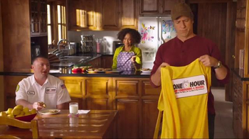 One Hour Heating & Air Conditioning TV Spot, 'The Cape' Featuring Mike Rowe - Thumbnail 7