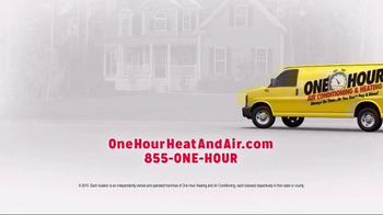 One Hour Heating & Air Conditioning TV Spot, 'The Cape' Featuring Mike Rowe - Thumbnail 9