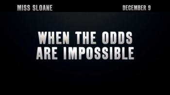 Miss Sloane - Alternate Trailer 13