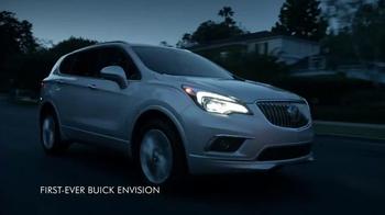 2016 Buick Envision TV Spot, 'Holidays 2016: Baby Monitor' - Thumbnail 3