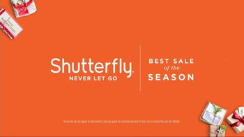 Shutterfly Best Sale of the Season TV Spot, 'Something You Made' - Thumbnail 5