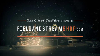 Field & Stream TV Spot, 'Holiday Traditions' Featuring Jason Aldean - Thumbnail 6