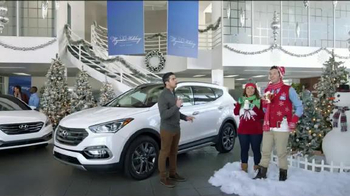 Hyundai Holidays Sales Event TV Spot, 'Muy festivo' [Spanish]