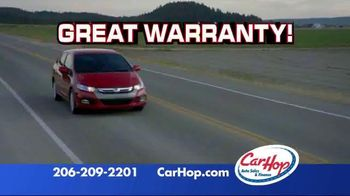 CarHop Auto Sales & Finance Year End Sale TV Spot, 'The Perfect Time' - Thumbnail 6