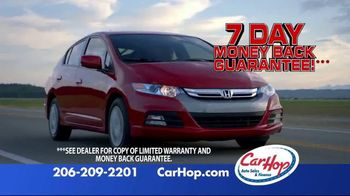 CarHop Auto Sales & Finance Year End Sale TV Spot, 'The Perfect Time' - Thumbnail 7