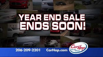 CarHop Auto Sales & Finance Year End Sale TV Spot, 'The Perfect Time' - Thumbnail 8