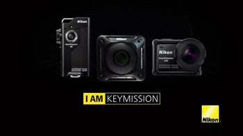 Nikon KeyMission TV Spot, 'Go on a Mission' - Thumbnail 9