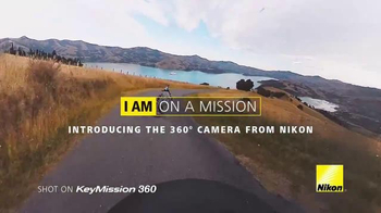 Nikon KeyMission TV Spot, \'Go on a Mission\'