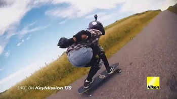 Nikon KeyMission TV Spot, 'Go on a Mission' - Thumbnail 3