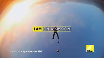 Nikon KeyMission TV Spot, 'Go on a Mission' - Thumbnail 7